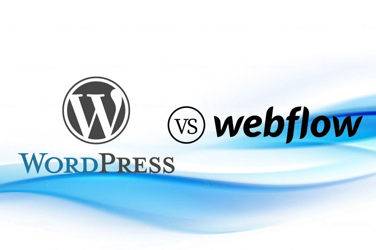 Webflow VS Wordpress - The X Concept - Charles Oreve