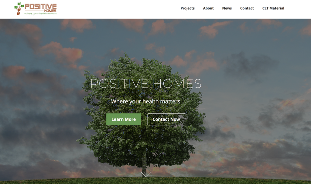 positive homes