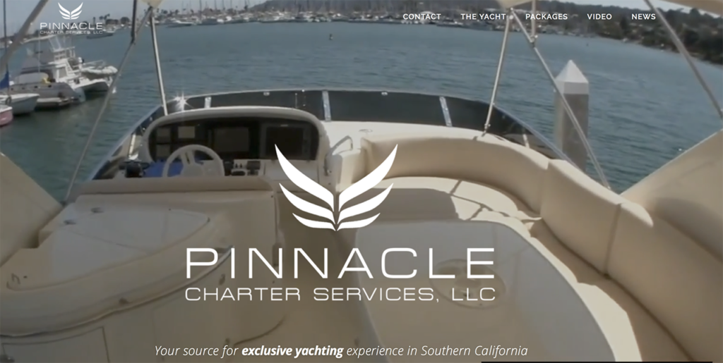 pinnacle charters