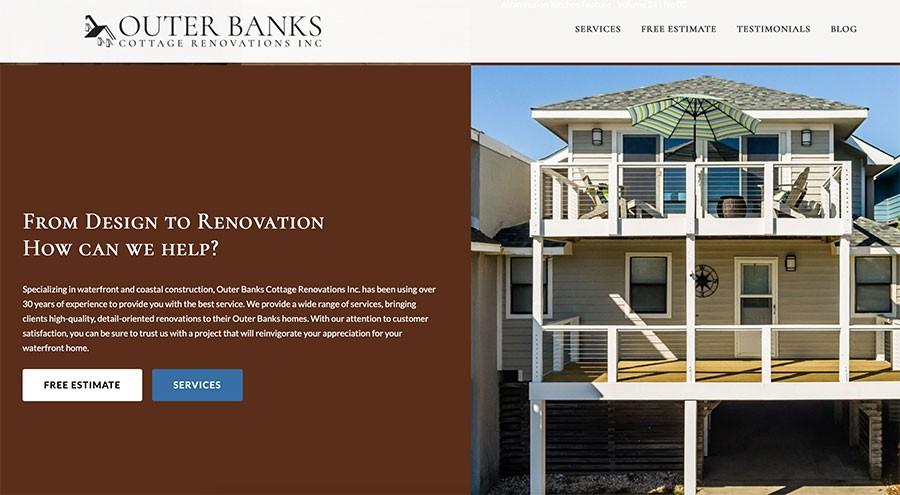 OBX Cottage Renovations